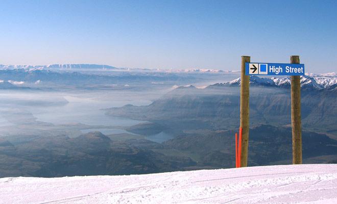 Treble Cono senderos no son recomendables para principiantes. Por otro lado, si eres un buen esquiador, disfrutarás de pistas excepcionales y panoramas de ensueño.