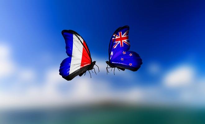 Los intercambios escolares con Nueva Zelandia son raros ya menudo la prerrogativa de las principales universidades.
