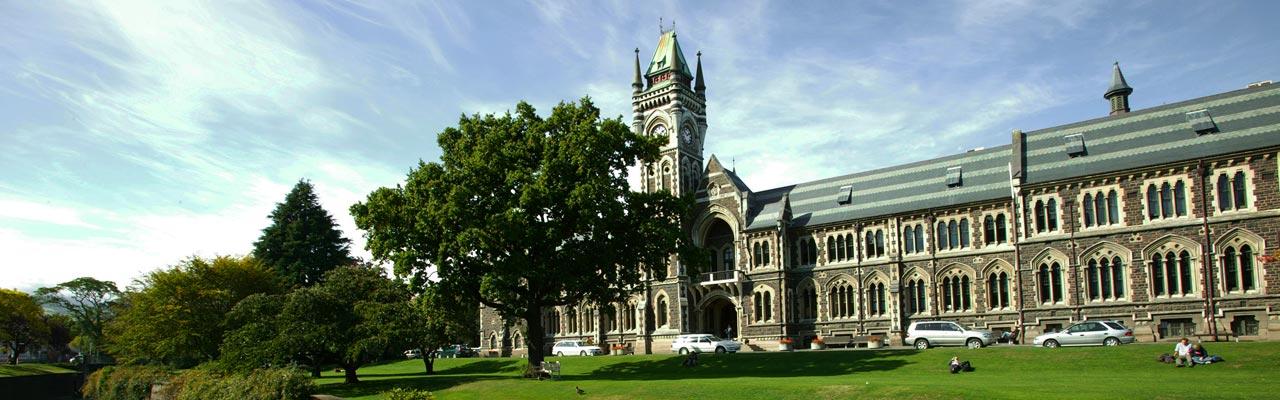 Studeer aan een Nieuw-Zeelandse universiteit.