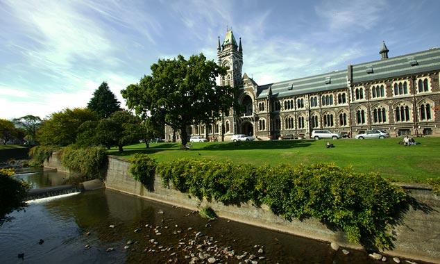 Estudiar en una universidad de Nueva Zelanda.