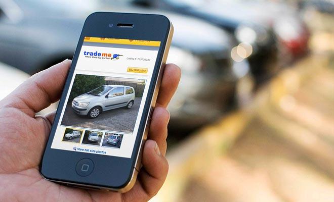 Colocar un anuncio en un sitio web de coche dedicado cuesta sólo unos pocos dólares y aumenta sus posibilidades de encontrar un comprador.