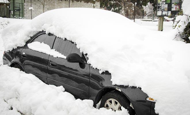 Usted puede considerar el dormir en su coche durante los días frescos. Pero durante el invierno y sobre todo en la Isla del Sur, sería más difícil.