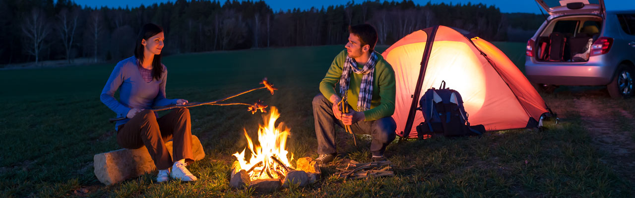 Book your camping nights for your stay in New Zealand.