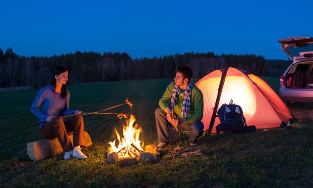 Prenota le tue notti campeggio per il tuo soggiorno in Nuova Zelanda.