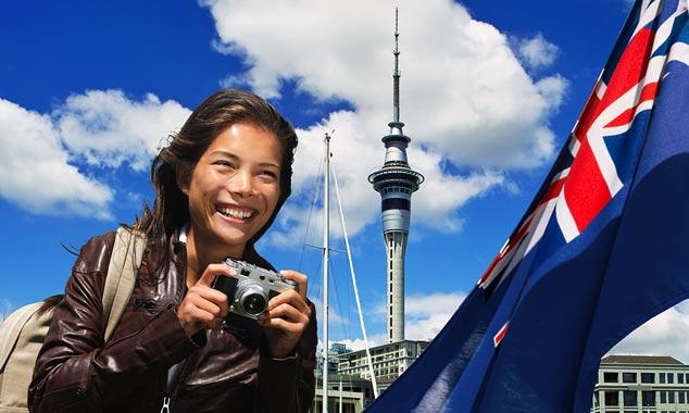 Trabajar y estudiar en Nueva Zelanda con el trabajo Visa de vacaciones.