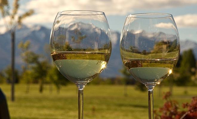 De kwaliteit van de in Otago geproduceerde wijn wordt nu wereldwijd erkend.