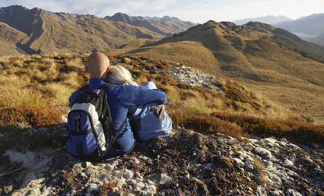 Aparte de algunas excursiones muy populares como el Tongariro Alpine Crossing, la mayoría de los senderos están desiertos y se puede disfrutar de la naturaleza sin ser molestado.