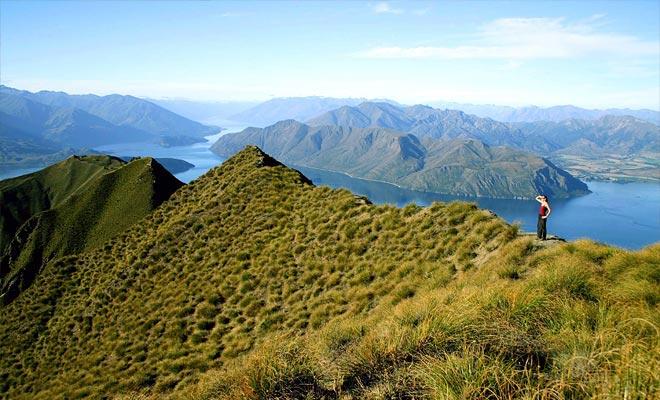 Als u denkt aan Nieuw-Zeeland, kunt u zich voorstellen aan epische landschappen zoals die in de Heer der Ringen. Wanaka in de centrale Otago regio past bij de verwachtingen van reizigers.