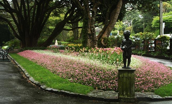 El acceso al Jardín Botánico es gratuito, pero hay que pagar algunas visitas como el Observatorio.