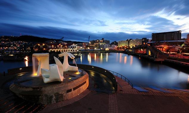 Wellington es la capital de Nueva Zelanda.