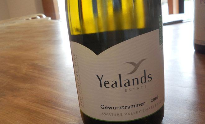 El Gewürztraminer es considerado como el vino con mayor potencial del país. Usted puede probarlo en una bodega en Queenstown por ejemplo.