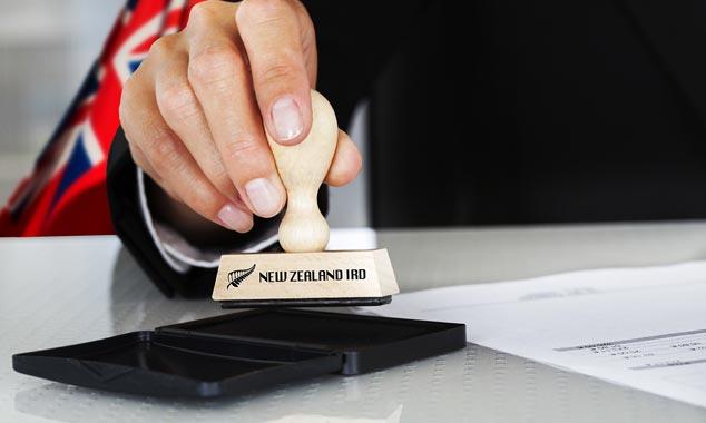 Cómo obtener un número de IRD