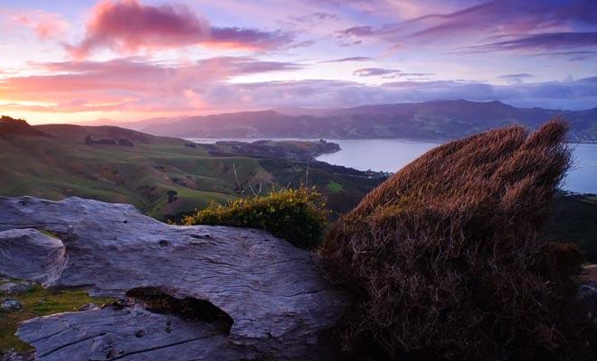 Toda la región es magnífica, con relieve montañoso y calizas esculpidas por la erosión.