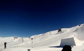 Las estaciones de esquí del Otago central están a una hora de vuelo de las principales ciudades del país.