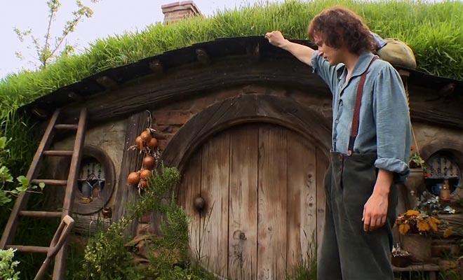 De opname van de Hobbit vond plaats op dezelfde plaats als de Heer der Ringen.
