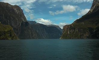De Milford is geen geluid maar een fjord dat een oude ijsvallei herbergt.