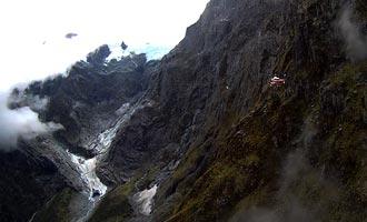Helikopterovervluchten zorgen voor meer plezier in het landschap.