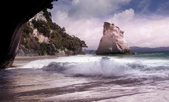 Una playa de ensueño que rivaliza con los destinos del paraíso.