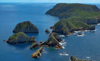 Deze video toont u de mooiste duikplaats in het land op de Poor Knight Islands.