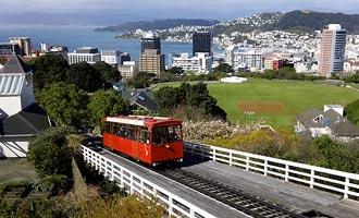 El funicular se apoda la poder suiza, porque se fabricó en este país.