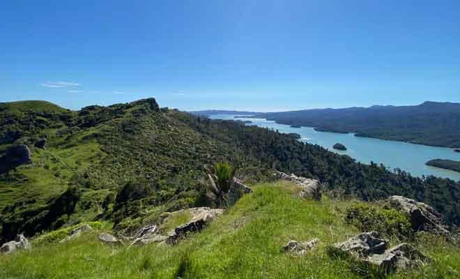 Te Hapu et Kahurangi National Park