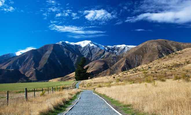 Randonnée à Arthur's Pass