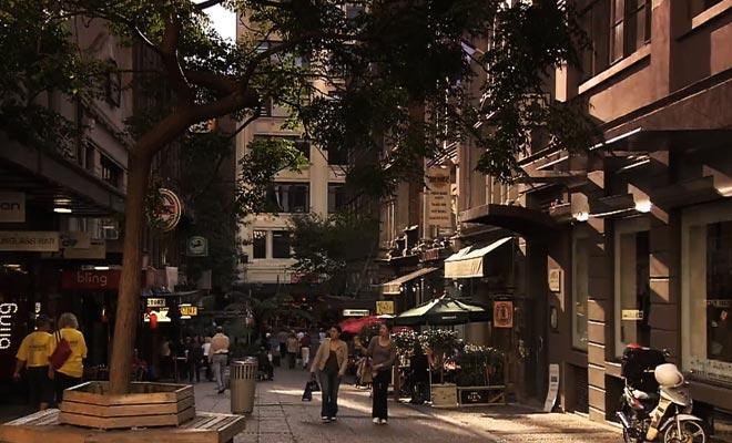 La proximité avec la nature permet à la cité d'être classée parmi les plus écologiques au monde.