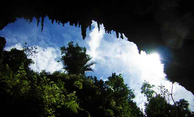 Rawhiti Cave et les autres grottes