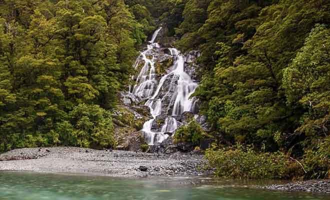Excursion aux Fantail Falls