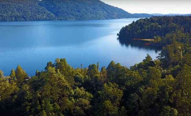 Présentation de Lake Kaniere