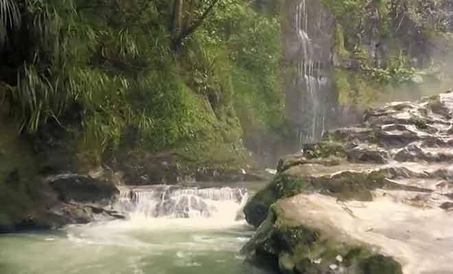 Présentation des Kaiate Falls