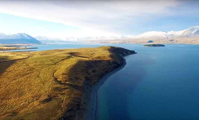 Panoramas sur la région Mackenzie