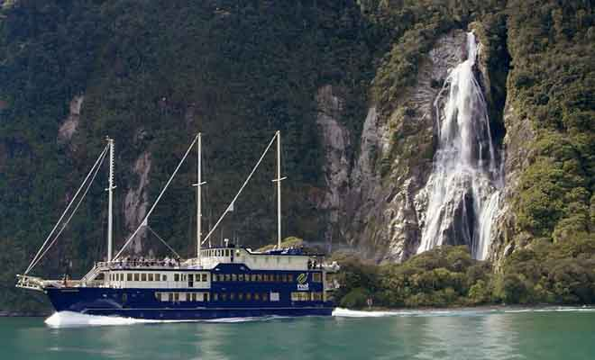 Real Journeys Overnight Cruise