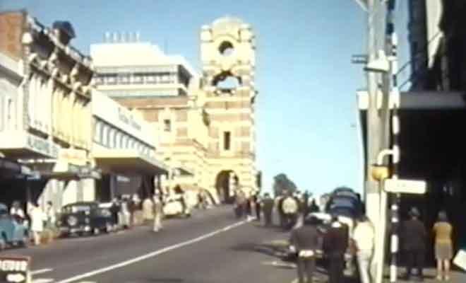 Clock Tower en 1969