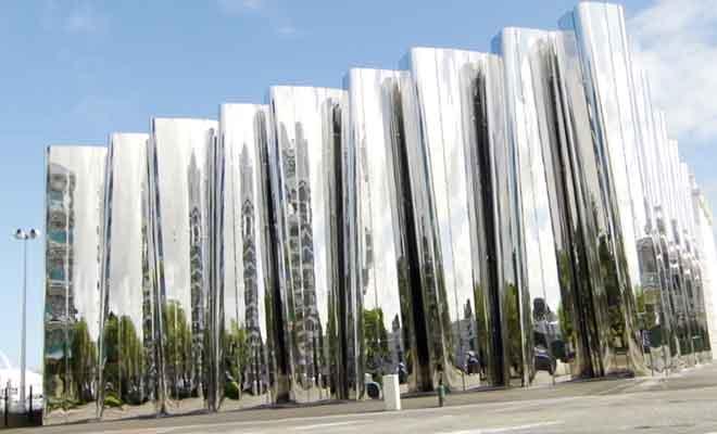 Len Lye Centre et musées