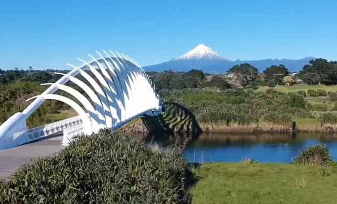 Te Rewa Rewa Bridge