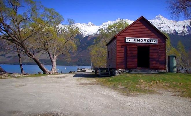 Le panorama de Glenorchy justifie un voyage en Nouvelle-Zélande.