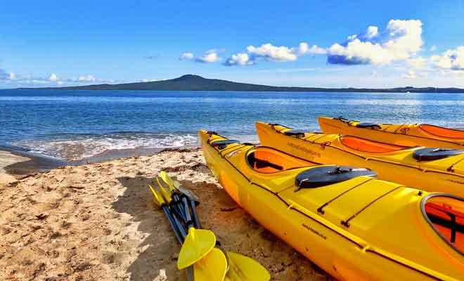Auckland Sea Kayak