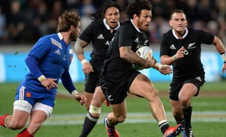Final score of 24-9 for the All Blacks, France leaves the series of tests matches after three defeats.