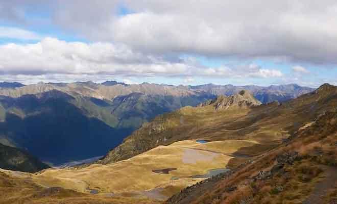 Panorama St Arnaud