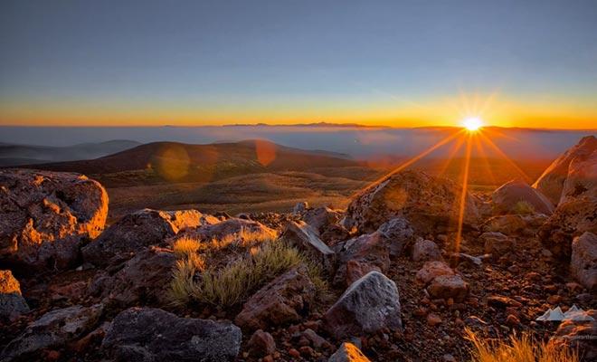 Avec ses paysages variés épiques, la Nouvelle-Zélande est l'incarnation de la Terre du Milieu de Tolkien.