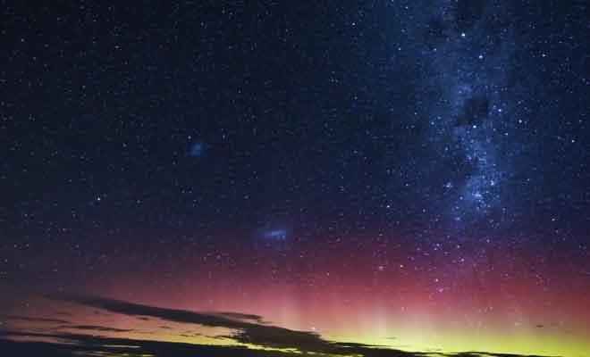 Le ciel étoilé de Stewart Island