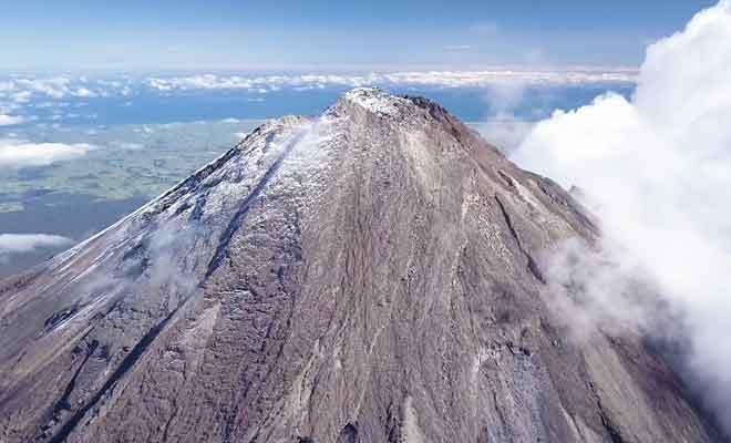 Taranaki Summit Track
