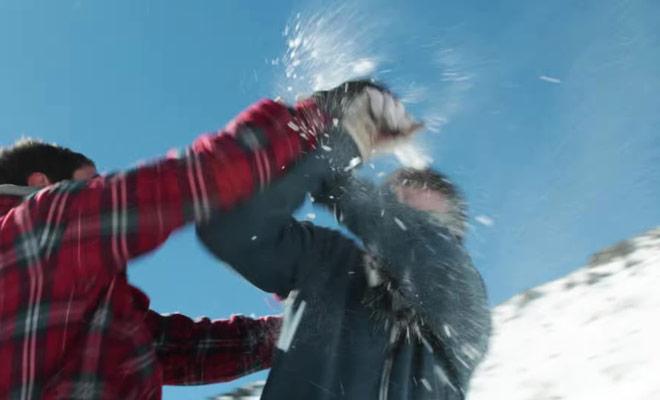 Il règne une atmosphère décontractée dans les stations de ski de Nouvelle-Zélande.