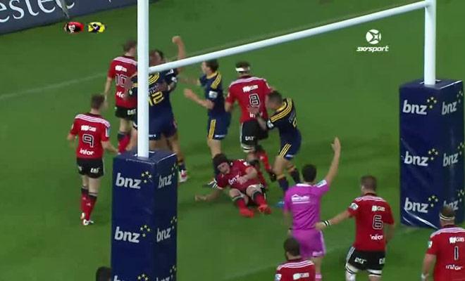 Ne manquez pas ce best of des plus beaux essais de rugby du championnat de Nouvelle-Zélande.