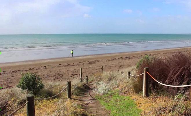 Une petite vidéo qui vous montre le best of des plus belles plages de la région d'Auckland.