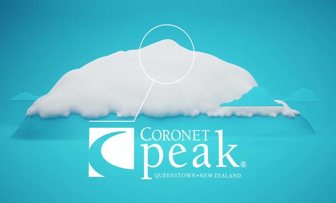Voici un court reportage consacré à la station de ski de Coronet Peak.