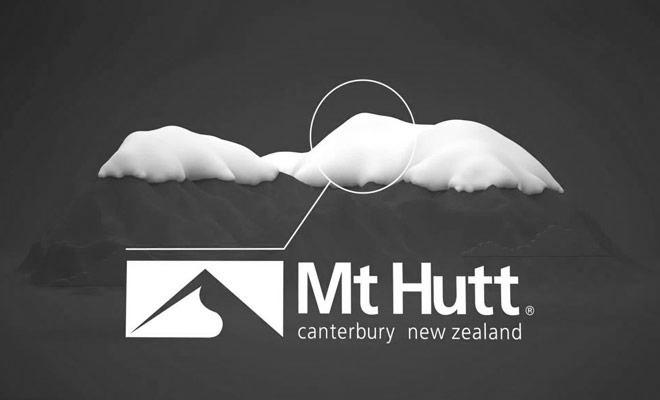 Ce reportage présente la station de ski de Mount Hutt en Nouvelle-Zélande dans la région du Canterbury.