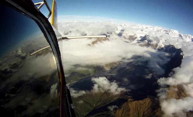 Si vous ne savez pas encore où réaliser votre saut en parachute en Nouvelle-Zélande, ce reportage pourrais vous donner des idées.