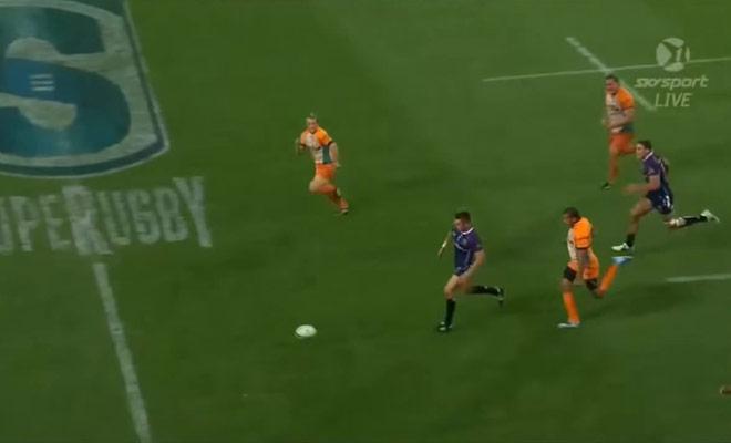 Voici sans doute les plus beaux essais de super rugby de la saison passée.